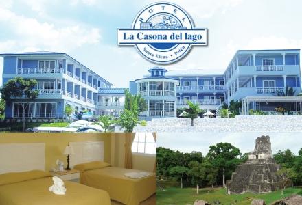 Room photo 3884053 hotel casona del lago - La casona del jardin ...