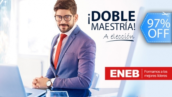 [Imagen:¡Doble Maestría! ¡Paga Q1,999 en vez de Q72,716 por MBA + Maestría a Elección entre: Marketing Digital, RRHH, Project Management, Coaching, Dirección Comercial y Marketing, Innovación y Emprendimiento y Otras ¡Titulación Universitaria!]
